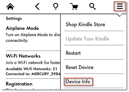 How to find your Kindle model - 💡💻 Iris - Software for Eye