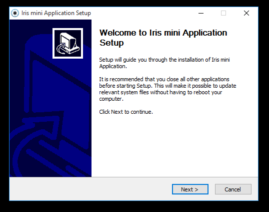 Iris mini 0 2 7 Installer for Windows - 💡💻 Iris - Software