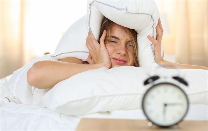 Confused circadian rhythm